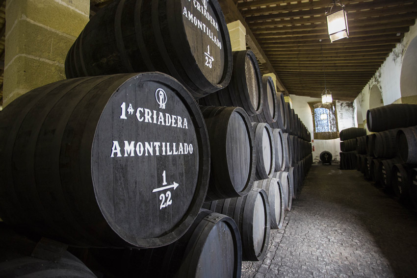 That Obscure Object of Desire: The Sherries of Bodegas Tradición