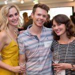 Camille Collard, Brian Dare & Laura Kivlen