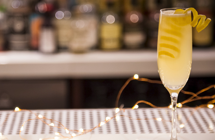Bubbles & Booze: A New Year's Cocktail Primer 5